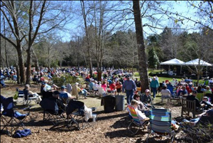 Memorial Saturday Music & Cookout @ La Belle Amie Vineyards