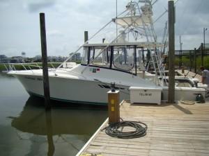Follow Me Boat