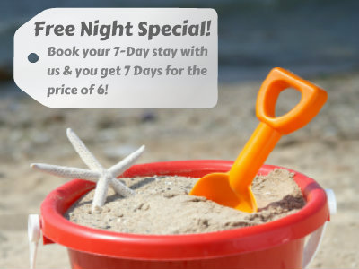Free Night Special The Winds Resort