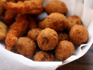 Shrimp HushPuppies