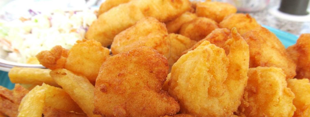 Calabash Seafood Calabash NC Shrimp
