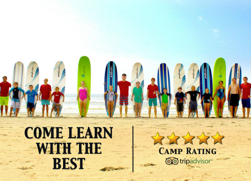 Sign up for surf camp calabash nc for Nc surf fishing calendar