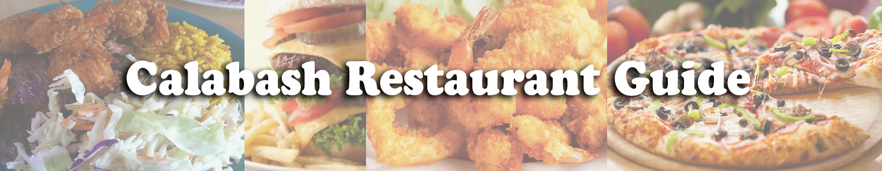 Calabash NC Restaurant Guide